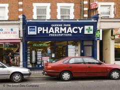 Queens Park Pharmacy, exterior picture