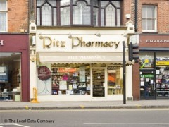Ritz Pharmacy, exterior picture