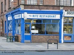 The Ritz Restaurant/Cafe, exterior picture