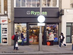 Ryness Electrical Supplies, exterior picture