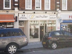 Schuller Opticians, exterior picture