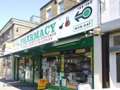 Savemain Pharmacy, exterior picture