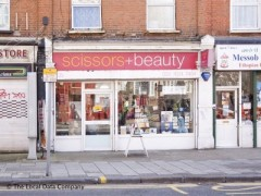 Scissors & Beauty, exterior picture