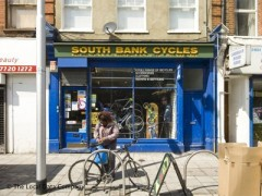 South Bank Cycles, exterior picture