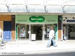 Specsavers Opticians, exterior picture