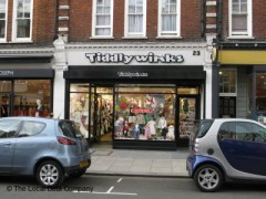 Tiddlywinks, exterior picture