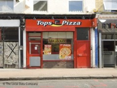 Tops Pizza, exterior picture