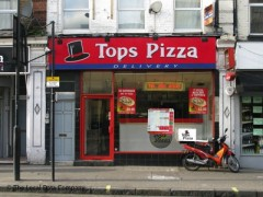 Tops Pizza 8 Great Western Road London Fast Food