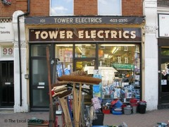 Tower Electrics, exterior picture