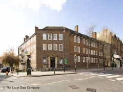 West Hampstead Library, exterior picture