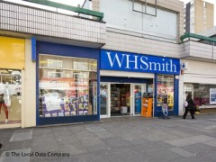 W H Smith, exterior picture