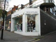 Whistles, exterior picture