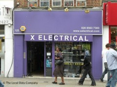 X Electrical, exterior picture