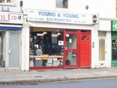 Young & Young, exterior picture