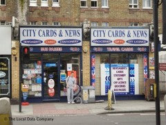City Cards & News, exterior picture