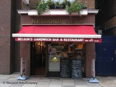 Nelson\'s, exterior picture