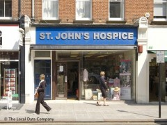 St John\'s Hospice, exterior picture