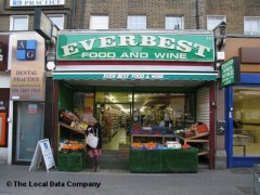 The EverBest, exterior picture