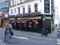 The Devonshire Arms, exterior picture