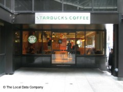 Starbucks Coffee, exterior picture