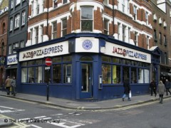 PizzaExpress Jazz Club, exterior picture
