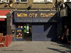Mega City Comics image