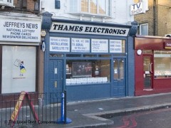 Thames Electronics, exterior picture