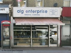 A L G Enterprise, exterior picture