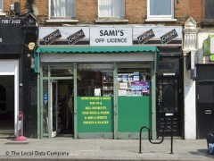Sami\'s Off Licence, exterior picture