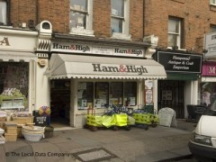 Village Newsagent, exterior picture