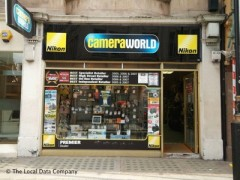 Camera World, exterior picture