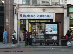 Barbican Stationers image