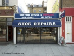 Euston Shoes & Sports, exterior picture