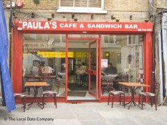 Paula\'s Cafe, exterior picture