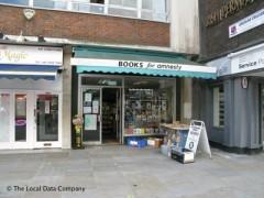 Amnesty Bookshop image
