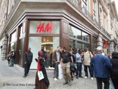 H & M image
