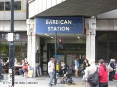 Barbican Underground Station image