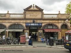 Barons Court Underground Station image