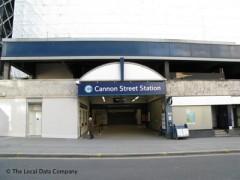 Cannon Street Underground Station image