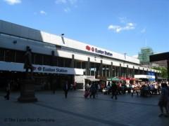 Euston Railway Station image