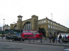 King's Cross Railway Station image