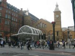 Liverpool Street Railway Station image
