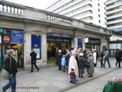 Temple Underground Station image