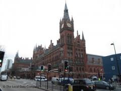 St Pancras Railway Station image