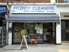 Fitzroy Cleaners, exterior picture