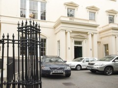 Turf club 5 carlton house terrace st james 39 s london for 18 carlton house terrace in st james