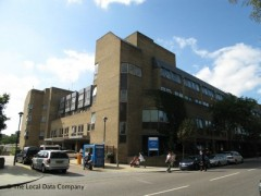 Royal Brompton Hospital, exterior picture