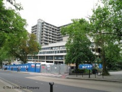 Royal Free Hampstead NHS Trust, exterior picture