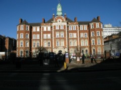 Hammersmith Hospital NHS Trust, exterior picture
