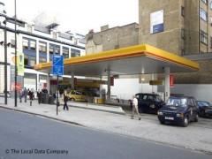 Shell service station 198 old street london petrol filling stations near old street tube station - Find nearest shell garage ...